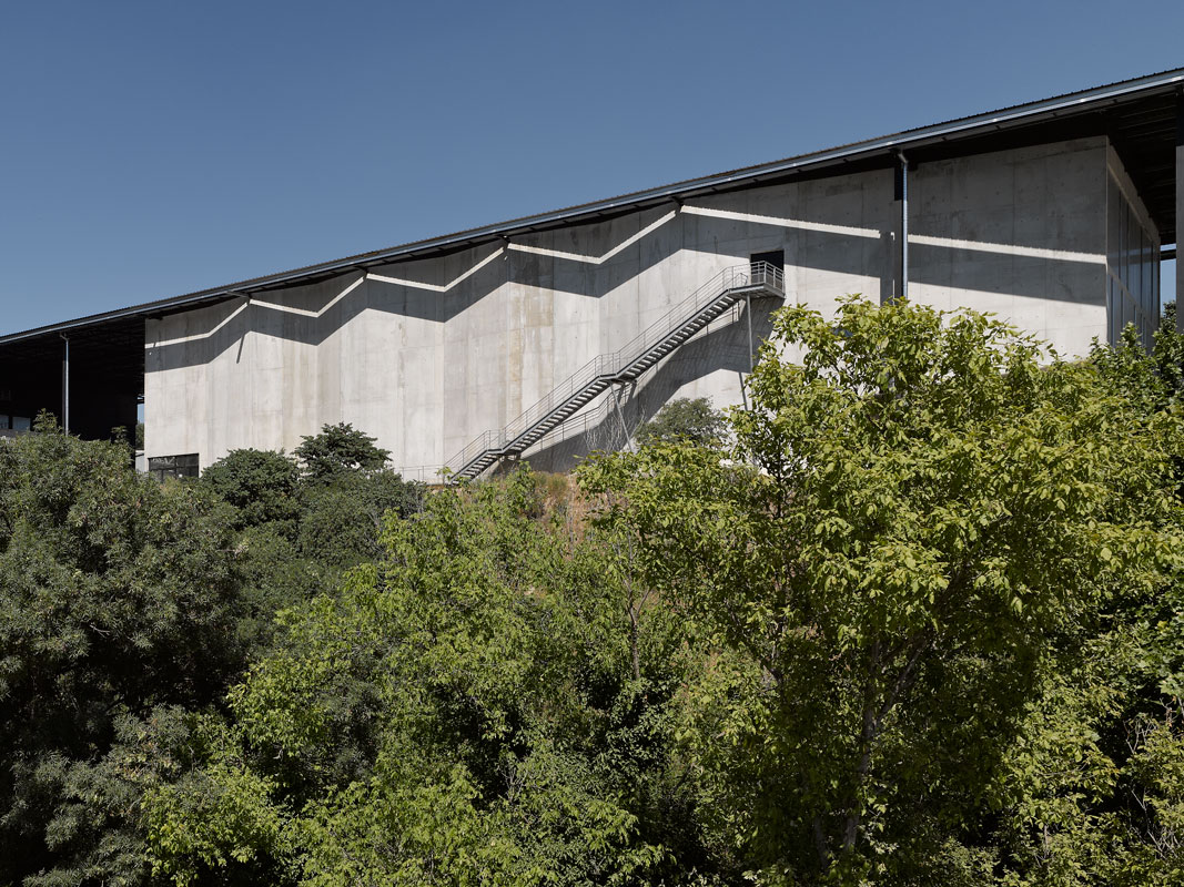 Architectes : ILR. Cité des Arts de la Rue, Marseille.