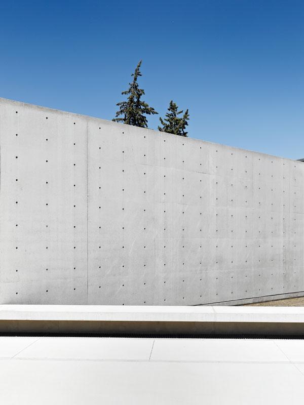 Architecte : Tadao Ando. Château La Coste, Puy-sainte-réparade.