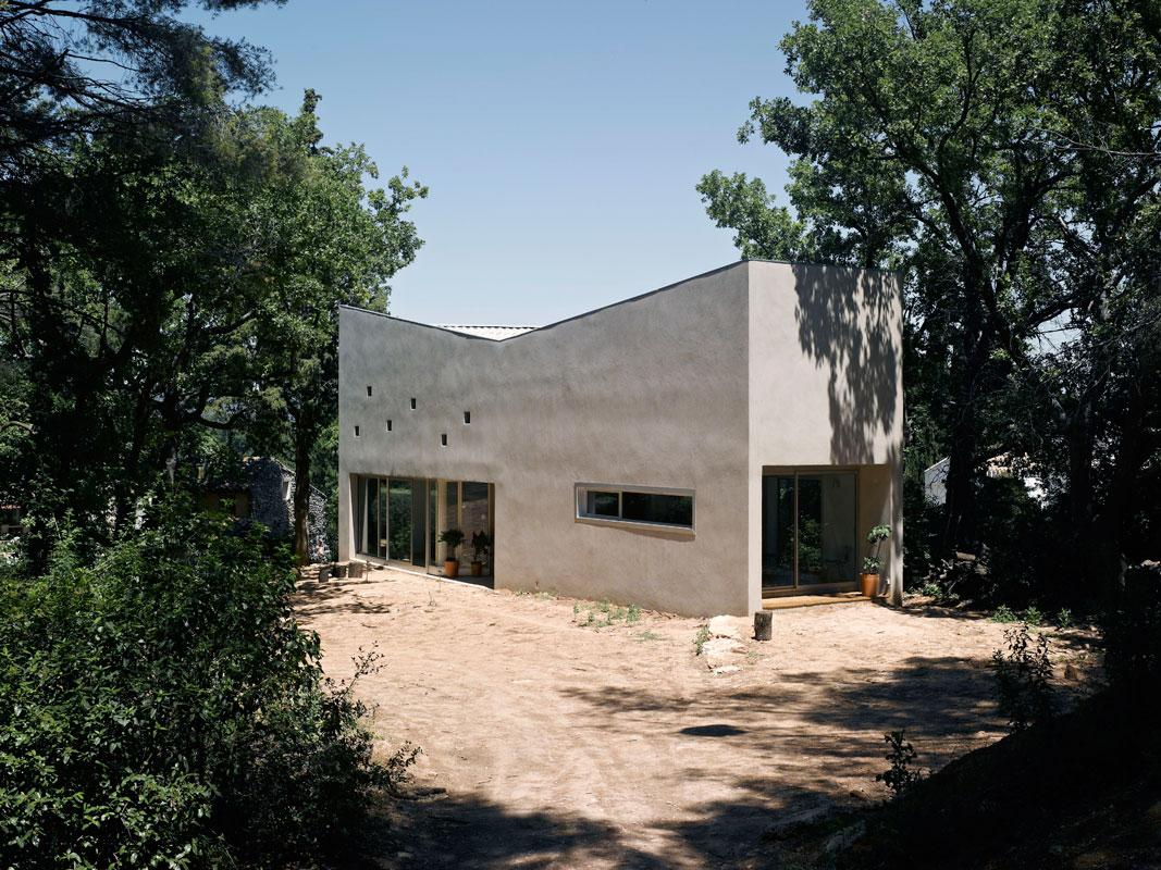 Architecte ; Sbriglio Maison D.