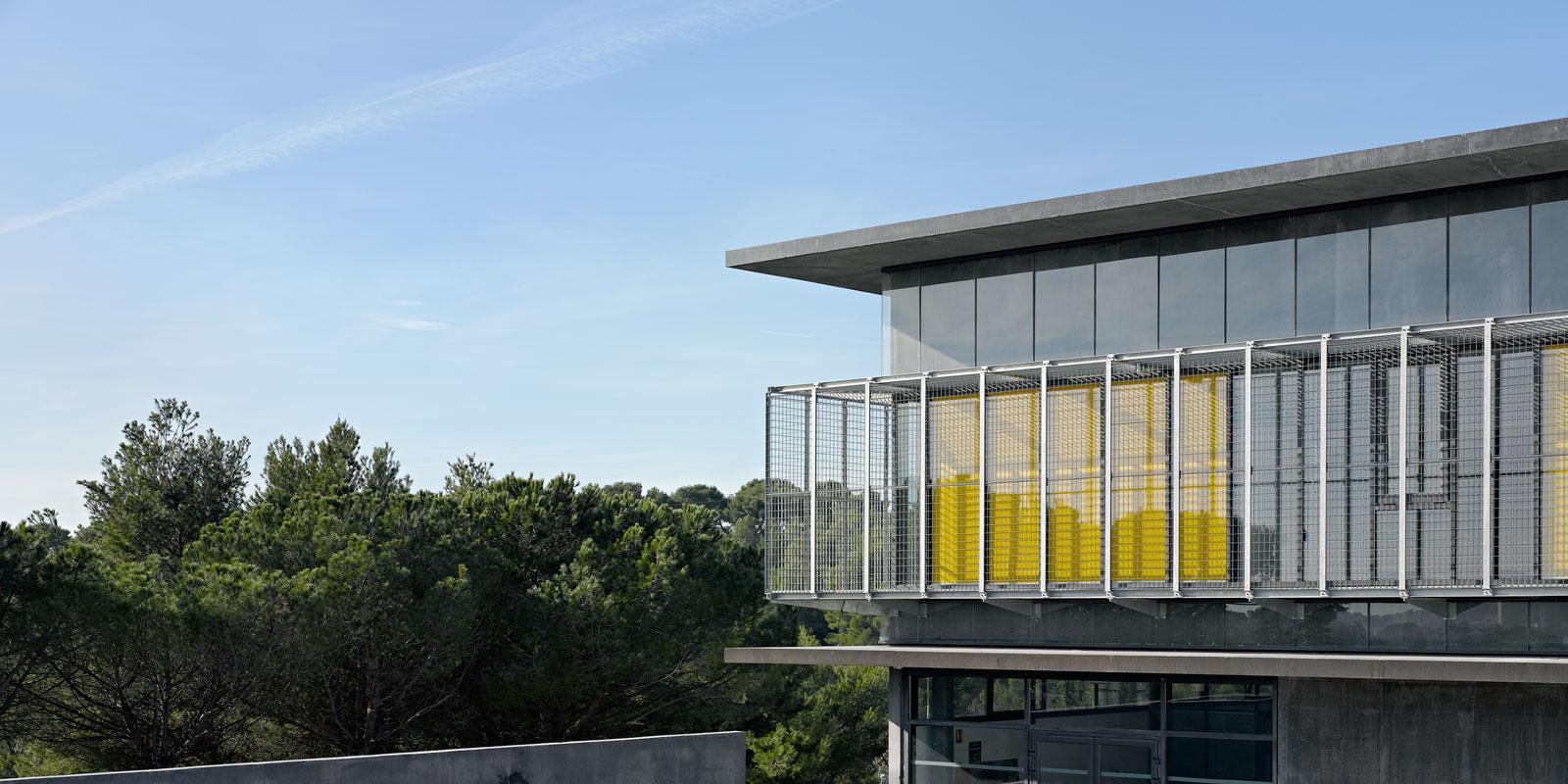 Architectes : 3 A Architecture. CIGT II, Marseille.