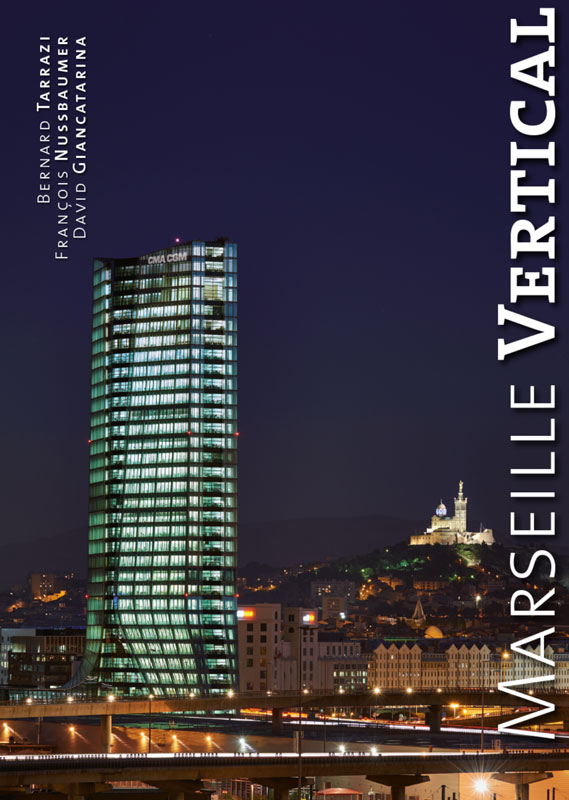 photographie d'architecture Livre Marseille Vertical David Giancatarina