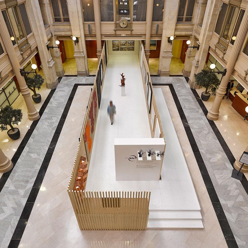 Architectes : Catherine Bonte et Christophe Migozzi.