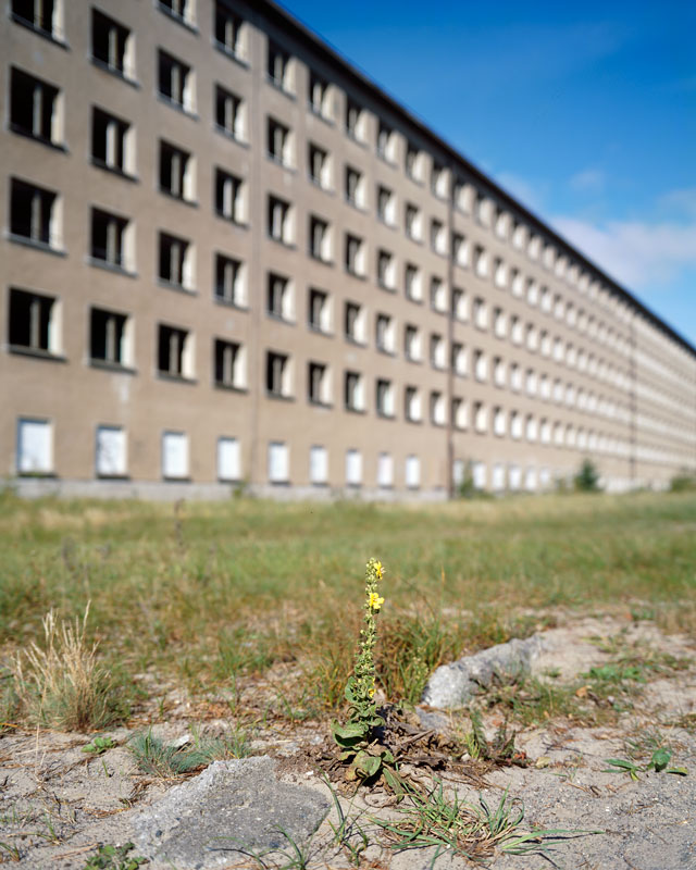 Photographie d'architecture : Prora