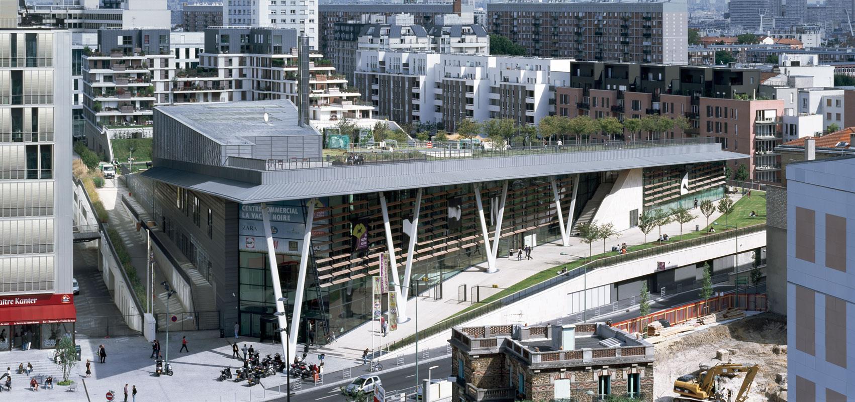 Architectes : Groupe-6 La vache noire.