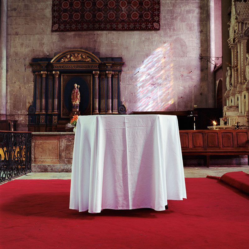MHC 2003 Tirages photographiques couleur 50 x 50 cm