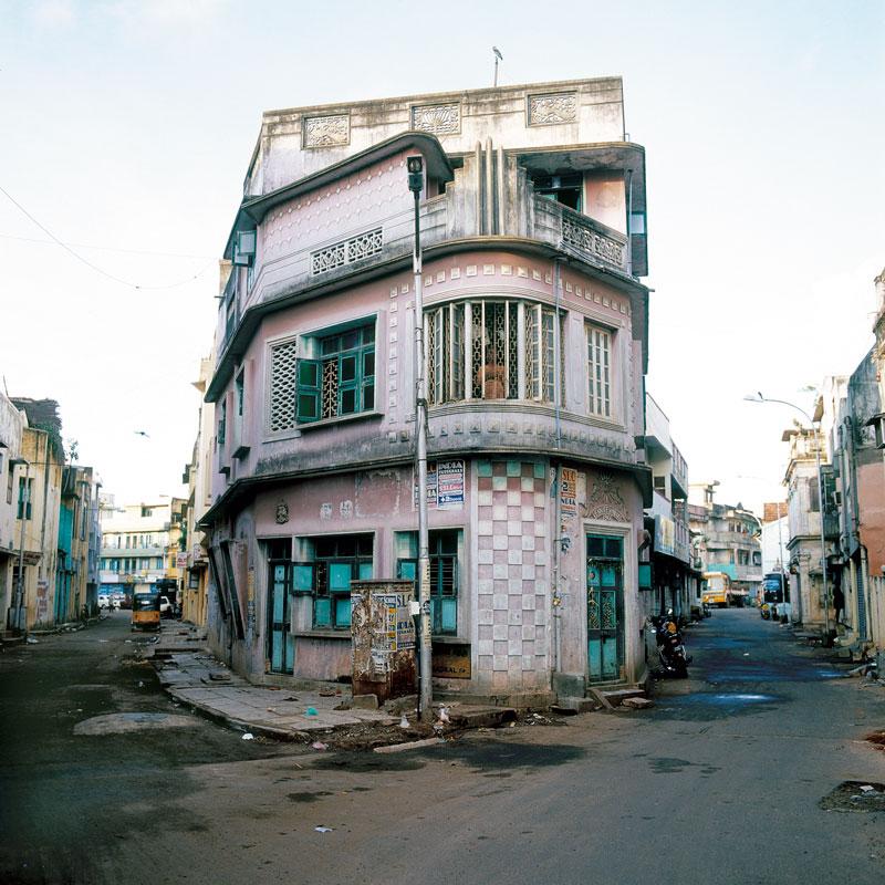 Paysages urbains, Chennai, Inde 2002
