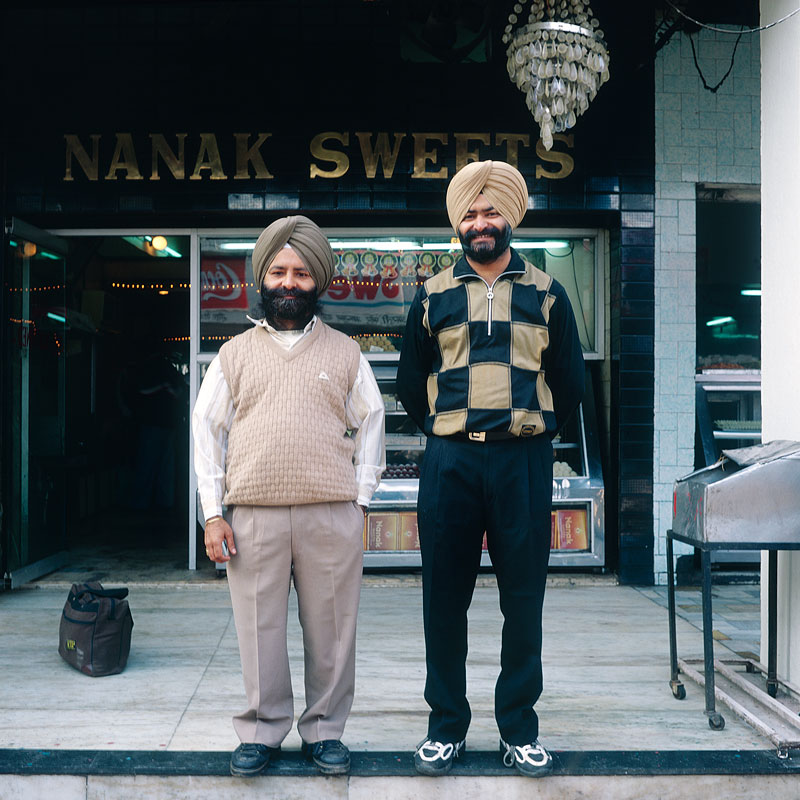 Sweets and Sikhs.